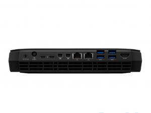Intel® NUC BOXNUC8i7HNK2 barebone asztali számítógép