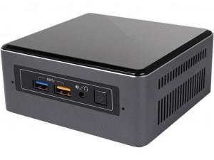 Intel® NUC BOXNUC7i5BNHX1 barebone asztali számítógép