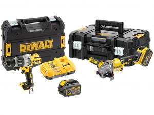 DeWALT DCK2055T2T-QW 54V XR Flexvolt 2 gépes combopack