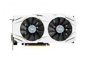ASUS videokártya - nVidia GeForce GTX 1060 Daul OC 3GB GDDR5
