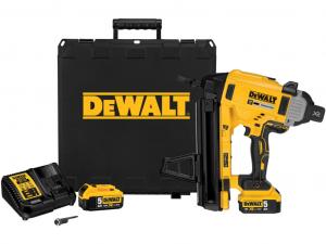 DeWALT DCN890P2-QW 18V XR Beton szögező készletben