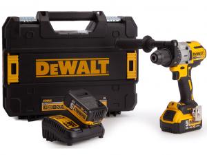 DeWALT DCD991P2-QW 18V XR Li-Ion kefe nélküli prémium fúró-csavarozó kofferben