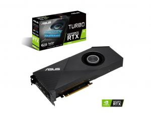 ASUS TURBO-RTX2060-6G videokártya - nVidia 6GB GDDR6 192bit PCIe