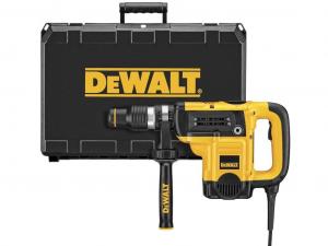DeWALT D25481K-QS 40mm SDS-MAX Fúró-vésőkalapács kofferben