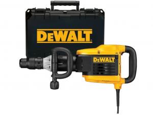 DeWALT D25899K-QS 10 kg-os SDS-Max bontókalapács kofferben