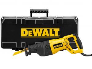 DeWALT DW311K-QS 1200 W-os kardfűrész kofferben