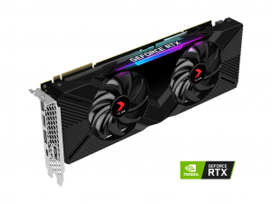 PNY GeForce RTX 2080 XLR8 Gaming videokártya - 8GB GDDR6