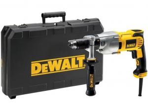 DeWALT DWD530KS-QS 1300 W-os, 2-sebességes ütvefúrógép kofferben