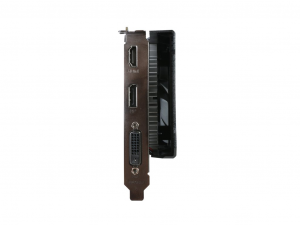 ZOTAC GeForce® GTX 1050 Ti Mini videokártya - 4GB GDDR5
