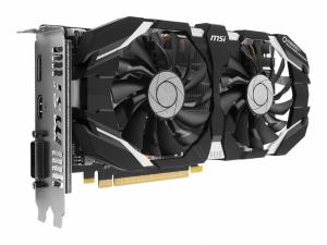 MSI GeForce GTX 1060 6GT OCV1 videokártya - 6GB GDDR5