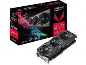 ASUS Radeon RX VEGA56 OC 8GB HBM2 2048bit videokártya