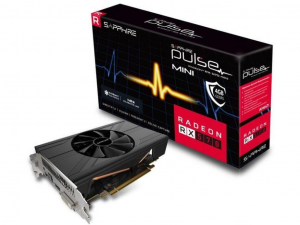 Sapphire Pulse Radeon RX 570 videokártya - 4GB GDDR5