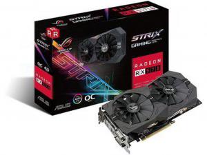 ASUS AREZ STRIX RX570 O4G GAMING videokártya