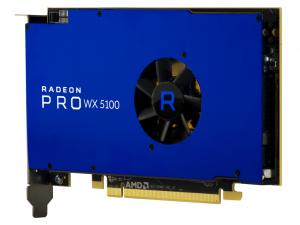 AMD Radeon Pro WX 5100 videokártya - 8GB GDDR5