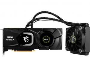 MSI GeForce RTX 2080 SEA HAWK EK X videokártya - 8GB GDDR6