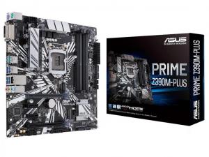 ASUS Z390M-PLUS alaplap - s1151, Intel® Z390, mATX