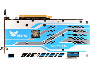 Sapphire AMD RX 590 8GB GDDR5 NITRO+ OC Special Edition videokártya