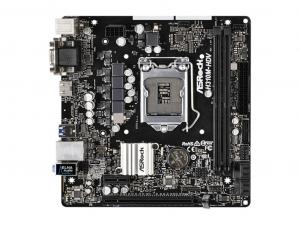 ASRock H310M-HDV alaplap - s1151, Intel® H310, mATX