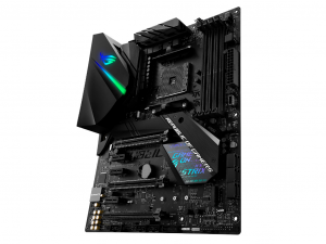 ASUS ROG STRIX X470-F GAMING alaplap - AM4, AMD X470, ATX