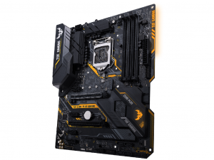 ASUS TUF Z390-PLUS GAMING alaplap - S1151 Intel® Z390, ATX