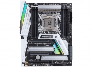 ASUS X299-DELUXE II PRIME - S2066, Intel® X299, ATX
