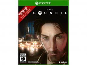 The Council Xbox One játékprogram