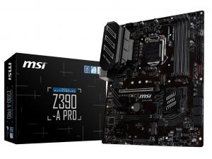 MSI Z390-A PRO alaplap - Intel® Z390, LGA1151, ATX
