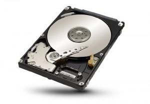 320GB használt notebook HDD 2,5