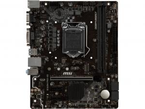MSI B360M PRO-VD alaplap - s1151, Intel® B360, mATX