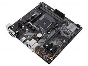 ASUS PRIME B450M-K alaplap - sAM4, AMD B450, mATX