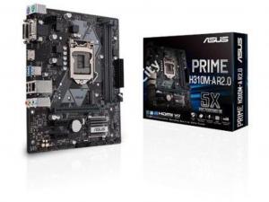 ASUS PRIME H310M-A R 2.0 alaplap - s1151, Intel® H310, mATX