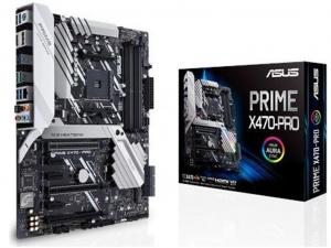 ASUS PRIME X470-PRO alaplap - sAM4, AMD X470, ATX