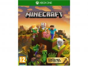 Minecraft Master Collection Xbox One játékprogram