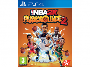 NBA Playgrounds 2 CG PS4 játékprogram