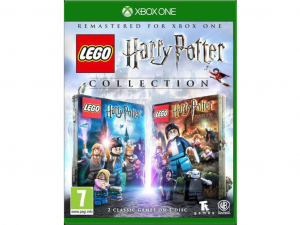 LEGO Harry Potter Collection CG Xbox One játékprogram