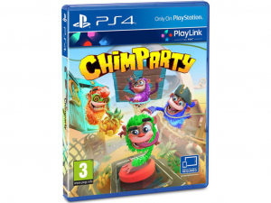 Chimparty PS4 játékprogram