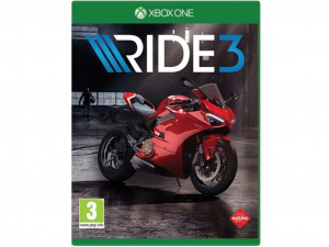 Ride 3 Xbox One játékprogram