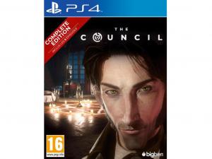 The Council PS4 játékprogram