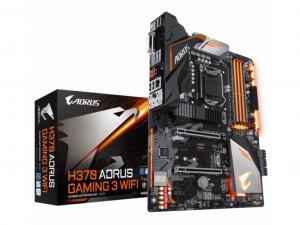 Gigabyte Aorus H370 AORUS GAMING 3 WIFI alaplap - s1151, Intel® H370, ATX