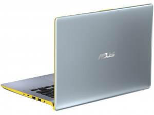 Asus VivoBook S430FN-EB203T 14 FHD, Intel® Core™ i5 Processzor-8265U, 8GB, 256GB SSD, NVIDIA GeForce MX150 - 2GB, Win10, ezüst kék notebook