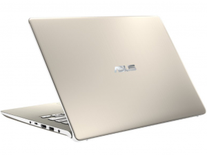 Asus VivoBook S430FA-EB279T 14 FHD, Intel® Core™ i5 Processzor-8265U, 8GB, 256GB SSD, Intel® UHD Graphics 620, Win10, arany notebook