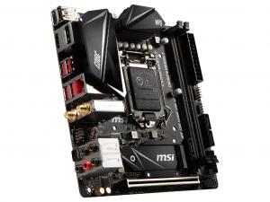 MSI MPG Z390I GAMING EDGE AC alaplap - s1151, Intel® Z390, mITX