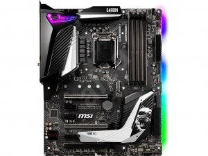 MSI MPG Z390 GAMING PRO CARBON AC alaplap - s1151, Intel® Z390, ATX