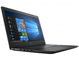 DELL G3 3579 3579FI5WE1 15.6 FHD IPS, Intel® Core™ i5 Processzor-8300H, 8GB, 128GB SSD + 1TB HDD, NVIDIA GeForce GTX 1050Ti - 4GB, FP, Win10H, fekete notebook
