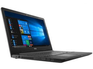 Dell Inspiron 3567 3567HI3WD1 15 HD, i3-7020U, 8GB, 128GB SSD, Win10H, Fekete notebook
