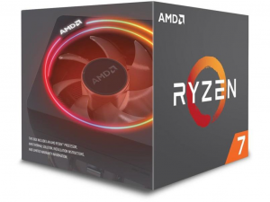 AMD AM4 Ryzen 7 2700x - 3,7GHz