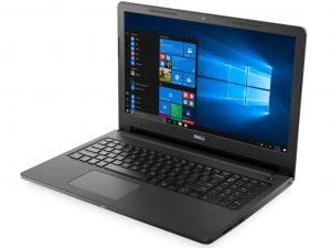 Dell Inspiron 3567 3567HI3UD1 15 HD, i3-7020U, 8GB, 128GB SSD, linux, Fekete notebook