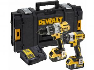 DeWALT DCK276P2-QW 18V XR 2 gépes combopack