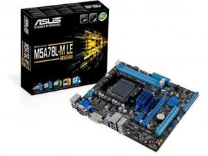 Asus M5A78L-M LE alaplap - sAM3+, AMD 760G, mATX