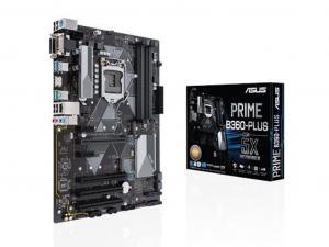 ASUS PRIME B360-PLUS/CSM - s1151, Intel® B360, ATX